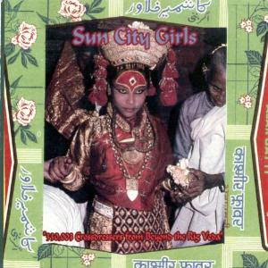 Sun City Girls - 330,003 Cross Dressers From Beyond The Rig Veda CD (album) cover