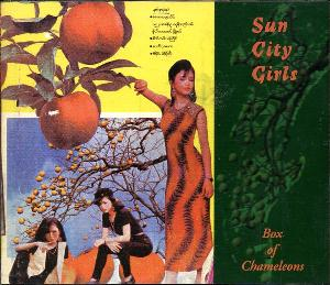 Sun City Girls - Box Of Chameleons CD (album) cover