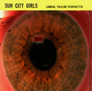 Sun City Girls - Severed Finger With A Wedding Ring (carnival Folklore Resurrection Vol. 5) CD (album) cover