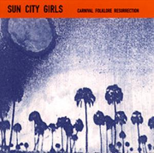 Sun City Girls - Libyan Dream (carnival Folklore Resurrection Vol. 7) CD (album) cover