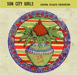 Sun City Girls - High Asia/lo Pacific (carnival Folklore Resurrection Vols. 9 & 10) CD (album) cover