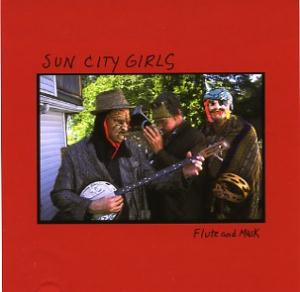 Sun City Girls - Flute And Mask CD (album) cover