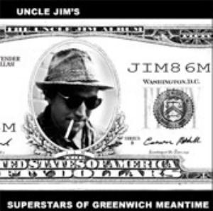 Sun City Girls - Uncle Jim's Superstars Of Greenwich Meantime CD (album) cover