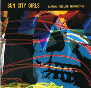 Sun City Girls - Static From The Outside Set (carnival Folklore Resurrection Vol. 14) CD (album) cover