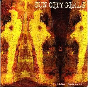 Sun City Girls - Funeral Mariachi CD (album) cover