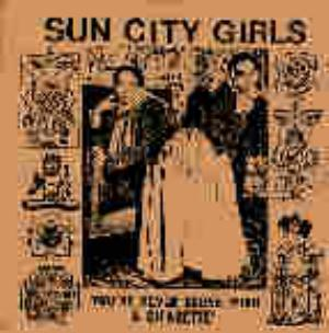 Sun City Girls - You're Never Alone With A Cigarette CD (album) cover