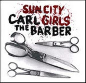 Sun City Girls - Carl The Barber CD (album) cover