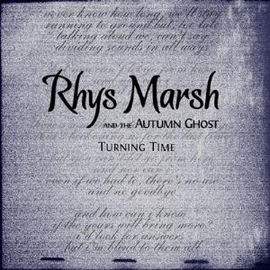 Rhys Marsh - Turning Time CD (album) cover