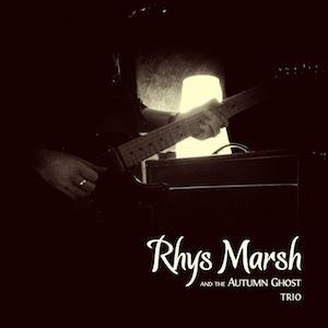 Rhys Marsh - Trio CD (album) cover