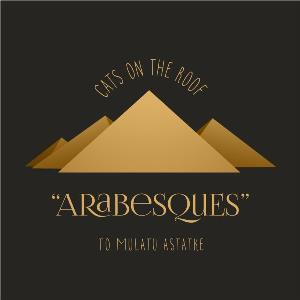 Cats On The Roof - Arabesques CD (album) cover