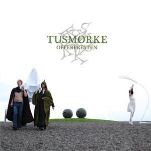TusmØrke - Offerpresten CD (album) cover