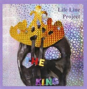 Life Line Project - The King CD (album) cover