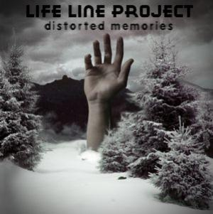 Life Line Project - Distorted Memories CD (album) cover