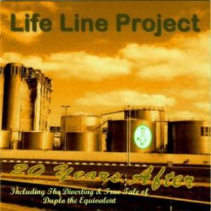 Life Line Project - 20 Years After CD (album) cover