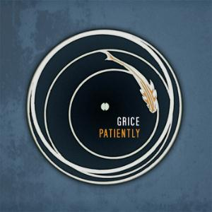 Grice - Patiently CD (album) cover