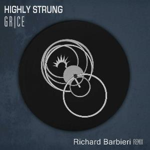 Grice - Highly Strung (richard Barbieri Remix) CD (album) cover