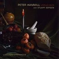 Peter Hammill - Veracious CD (album) cover