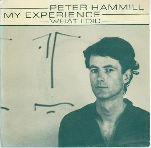 Peter Hammill - My Experience CD (album) cover