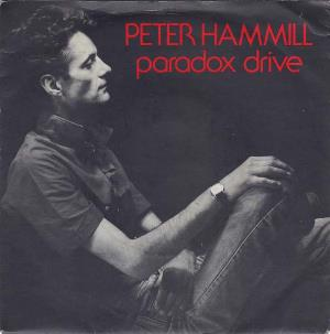 PETER HAMMILL - Paradox Drive CD album cover