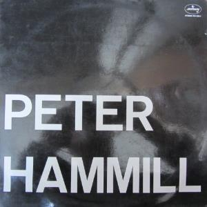 Peter Hammill - Peter Hammill CD (album) cover