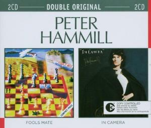 PETER HAMMILL - Fools Mate / In Camera CD album cover