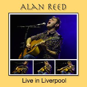 ALAN REED - Live In Liverpool CD album cover