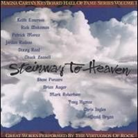 Various Artists - Steinway To Heaven CD (album) cover