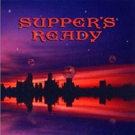 Various Artists - Supper's Ready CD (album) cover