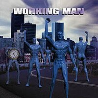 Various Artists - Working Man CD (album) cover