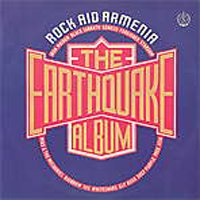 Various Artists - Rock Aid Armenia And Aa.vv. - The Earthquake Album CD (album) cover