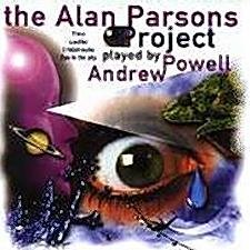Various Artists - The Alan Parsons Project Played By Andrew Powell CD (album) cover