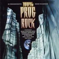 Various Artists - 100% Prog Rock CD (album) cover