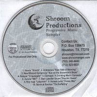 Various Artists - Shroom Productions Progressive Music Sampler CD (album) cover