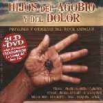 Various Artists - Hijos Del Agobio Y Del Dolor (pioneros Y Origenes Del Rock Andaluz) CD (album) cover