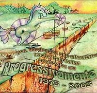 Various Artists - Progressivamente 1973 – 2003 CD (album) cover