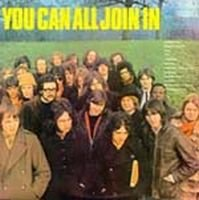 Various Artists - You Can All Join In CD (album) cover