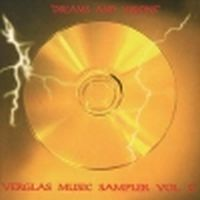 Various Artists - Dreams And Visions, Vergals Music Sampler Vol. 2 CD (album) cover