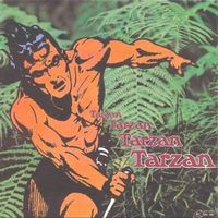 Various Artists - Tarzan CD (album) cover