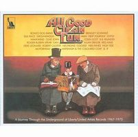 Various Artists - All Good Clean Fun CD (album) cover