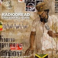 Various Artists - Radiodread (easy Star - All Stars) CD (album) cover