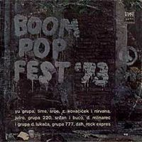 Various Artists - Boom Pop Fest'73 CD (album) cover