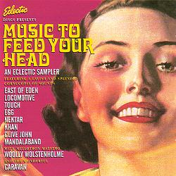 Various Artists - Music To Feed Your Head CD (album) cover