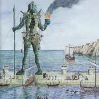 Various Artists - The Colossus Of Rhodes CD (album) cover