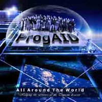 Various Artists - Progaid - All Around The World CD (album) cover