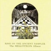 Various Artists - Rime Of The Ancient Sampler - The Mellotron Album CD (album) cover