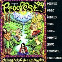 Various Artists - Progfest '94 CD (album) cover