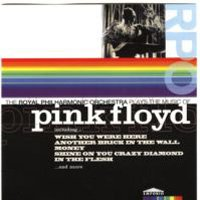 Various Artists - Royal Philharmonic Orchestra Plays Pink Floyd CD (album) cover