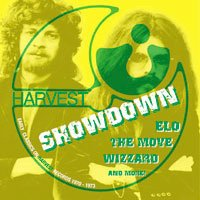 Various Artists - Harvest Showdown CD (album) cover