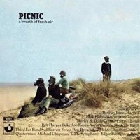 Various Artists - Picnic - A Breath In The Flesh CD (album) cover