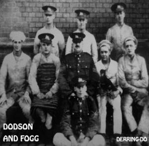 Dodson And Fogg - Derring Do CD (album) cover